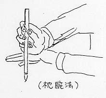 """书法有法:30.""""结字因时而传,用笔千古不易""""——""""变法"""""""